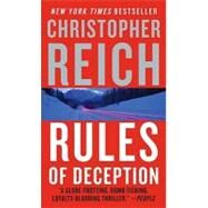 Rules of Deception by Reich, Christopher, 9780307387820