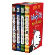 Diary of a Wimpy Kid: Box of Books by Kinney, Jeff, 9780810997820