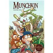 Munchkin 1 by Siddell, Thomas; Zub, Jim; Holmes, Mike (CON); Mcginty, Ian; Sygh, Rian, 9781608867820