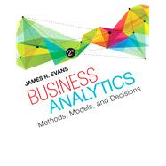 Business Analytics by Evans, James R., 9780321997821