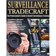 Surveillance Tradecraft by Peter Jenkins, 9780953537822