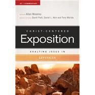 Exalting Jesus in Leviticus by Moseley, Allan; Platt, David; Akin, Dr. Daniel L.; Merida, Tony, 9780805497823