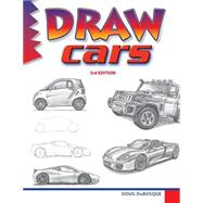Draw Cars by Dubosque, Doug, 9780939217823