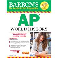 Barron's Ap World History by McCannon, John, 9781438007823