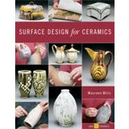 Surface Design for Ceramics by Mills, Maureen, 9781600597824