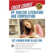 AP English Literature and Composition Crash Course by Hogue, Dawn, 9780738607825
