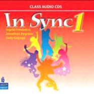 In Sync 1 Class Audio CDs