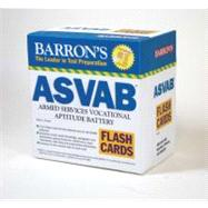 Barron's ASVAB Flash Cards by Duran, Terry L., 9780764197833