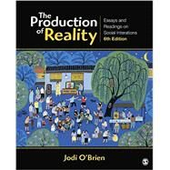 The Production of Reality by O'Brien, Jodi, 9781452217833