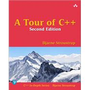 A Tour of C++ by Stroustrup, Bjarne, 9780134997834