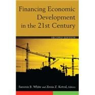 Financing Economic Development in the 21st Century by White; Sammis, 9780765627834