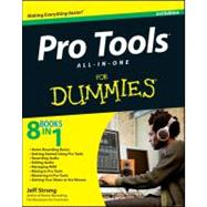 Pro Tools All-in-one for Dummies by Strong, Jeff, 9781118277836