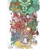 Oz Omnibus by Shanower, Eric; Young, Skottie, 9780785187837