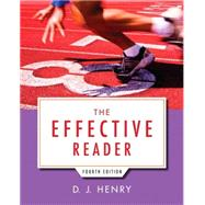 Effective Reader, The,  Plus MyReadingLab with eText -- Access Card Package by Henry, D. J., 9780133957839