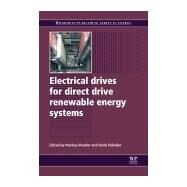Electrical Drives for Direct Drive Renewable Energy Systems by Mueller; Polinder, 9781845697839