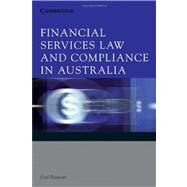 Financial Services Law and Compliance in Australia at Biggerbooks.com