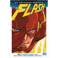 The Flash Vol. 1: Lightning Strikes Twice (Rebirth) by WILLIAMSON, JOSHUADI GIANDOMENICO, CARMINE, 9781401267841