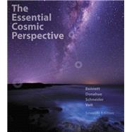 Essential Cosmic Perspective Plus MasteringAstronomy with eText, The -- Access Card Package by Bennett, Jeffrey O; Donahue, Megan O.; Schneider, Nicholas; Voit, Mark, 9780321927842