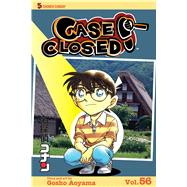 Case Closed 56 by Aoyama, Gosho, 9781421577845