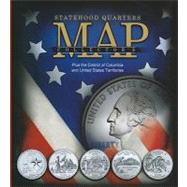 Statehood Quarters Map by Publishing, Whitman, 9780794827847