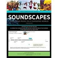 Soundscapes Recordings Disc: Exploring Music in a Changing World by W. W. Norton & Company, Inc.; Sony Music Entertainment, 9780393937848