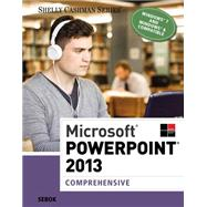 Microsoft PowerPoint 2013 Comprehensive by Sebok, Susan L., 9781285167848