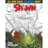 Spawn Adult Coloring Book by McFarlane, Todd, 9781632157850