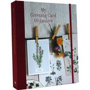 My Greeting Card Organizer by Ryland Peters & Small, 9781849757850