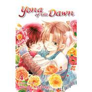 Yona of the Dawn 4 by Kusanagi, Mizuho, 9781421587851