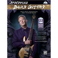 Shredding Bass Guitar by Overthrow, David, 9781470617851