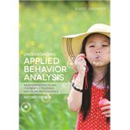Understanding Applied Behavior Analysis by Kearney, Albert J., 9781849057851
