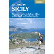 Cicerone Walking in Sicily by Price, Gillian, 9781852847852