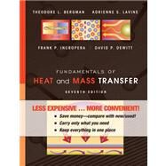 Fundamentals of Heat and Mass Transfer by Bergman, Theodore L.; Lavine, Adrienne S.; Incropera, Frank P.; Dewitt, David P., 9780470917855