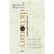 The American Heritage College Writer's Dictionary by American Heritage Publishing Company, 9780547857855