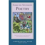 Edmund Spenser's Poetry by Prescott, 9780393927856