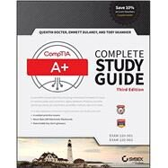 Comptia A+ Complete by Docter, Quentin; Dulaney, Emmett; Skandier, Toby, 9781119137856