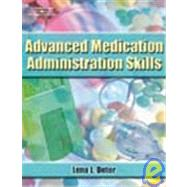 Advanced Medication Administration Skills-Instructors Manual by Deter, 9781401897857