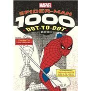 Marvel Spider-Man 1000 Dot-to-Dot Book by Pavitte, Thomas, 9781626867857