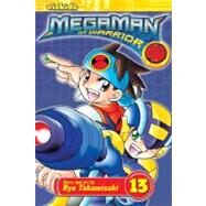 MegaMan NT Warrior, Vol. 13 by Takamisaki, Ryo; Takamisaki, Ryo, 9781421517858