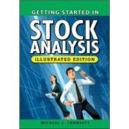 Getting Started in Stock Analysis by Thomsett, Michael C., 9781118937860