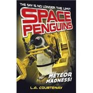Space Penguins Meteor Madness! by Courtenay, Lucy; Davies, James, 9781434297860