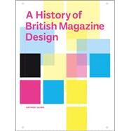 British Magazine Design by Quinn, Anthony, 9781851777860