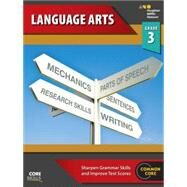 Core Skills Language Arts, Grade 3 by Houghton Mifflin Harcourt Publishing Company, 9780544267862