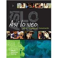 Asi Lo Veo; Workbook/Lab Manual by Leeser, Michael, 9781259657863