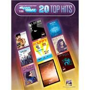 20 Top Hits by Hal Leonard Publishing Corporation, 9781495007866