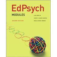 EdPsych: Modules by Bohlin, Lisa; Cisero Durwin, Cheryl; Reese-Weber, Marla, 9780078097867