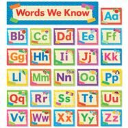 Tape It Up!: Alphabet Mini Bulletin Board by Scholastic, 9781338127867