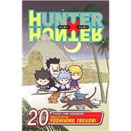 Hunter x Hunter, Vol. 20 by Togashi, Yoshihiro, 9781421517872
