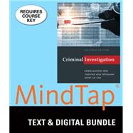 Bundle: Criminal Investigation, Loose-leaf Version, 11th + MindTap Criminal Justice, 1 term (6 months) Printed Access Card by Hess, Kären M.; Hess Orthmann, Christine; Cho, Henry Lim, 9781337127875