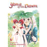 Yona of the Dawn 6 by Kusanagi, Mizuho, 9781421587875
